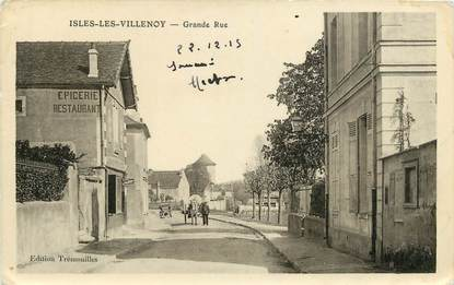 "CPA FRANCE 77  ""Isles les Villenoy"""