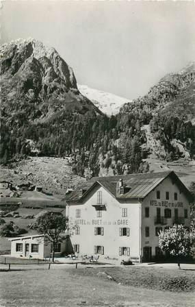 """.CPSM FRANCE 74 """"Vallorcine, Le Buet, Hôtel du Buet"""""""