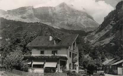 """.CPSM FRANCE 74 """"Servoz,  Hôtel des Gorges de la Diosaz"""""""