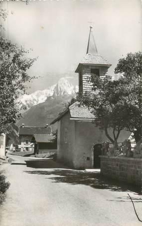 """.CPSM FRANCE 74 """"Les Houches, La chapelle de la Price"""""""