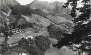 """74 Haute Savoie .CPSM  FRANCE 74 """"Abondance, Village du Mont et la Bichette"""""""