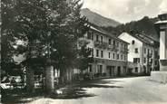 """74 Haute Savoie .CPSM  FRANCE 74 """"Abondance, Hôtel des Alpes"""""""
