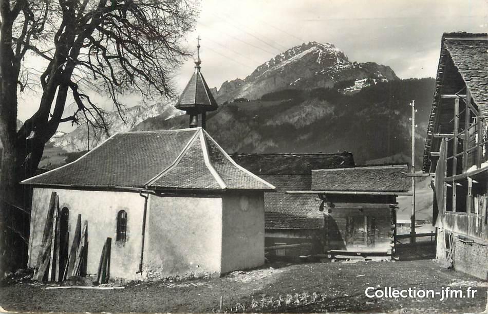 La Chapelle-d'Abondance France  city pictures gallery : CPSM FRANCE 74