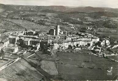 """CPSM FRANCE 83    """" Flayosc, vue panoramique"""""""