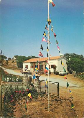 """CPSM FRANCE 83    """" Fréjus, le Colombier, camping"""""""