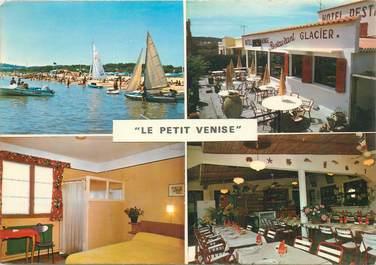 """CPSM FRANCE 83 """"Giens, Hotel Le Petit Venise"""""""