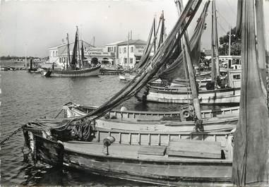 """CPSM FRANCE 83 """" Hyères, les Salins, le port"""""""