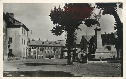""".CPSM  FRANCE 74 """"  Boëge, La place"""""""