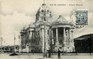 """Bresil CPA BRESIL """"Rio de Janeiro, Palais Monroe"""""""