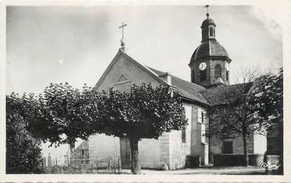 """.CPSM FRANCE 74 """"  Chens, L'église"""""""