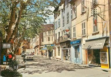 """CPSM FRANCE 83 """"Le Luc en Provence, la rue de la République"""""""