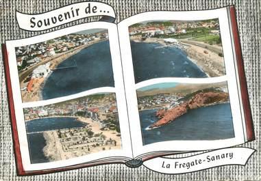 """CPSM FRANCE 83 """"La Frégate Sanary"""""""