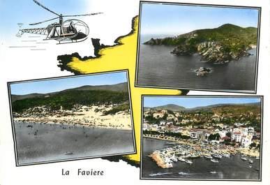 """CPSM FRANCE 83 """"La Favière"""""""