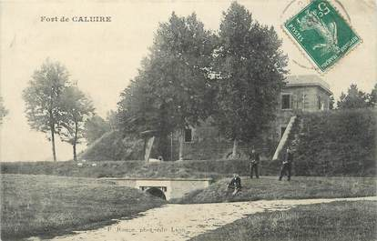 """.CPA  FRANCE 69 """" Caluire, Le Fort"""""""