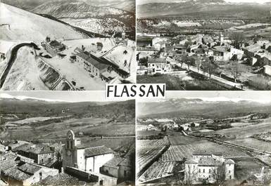 """CPSM FRANCE 83 """" Flassan"""""""