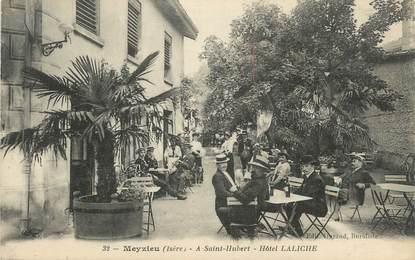 ".CPA FRANCE 69 "" Meyzieu, Hôtel Laliche"""