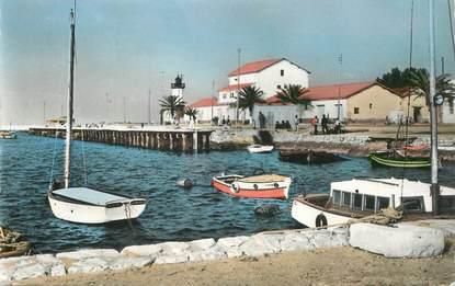 "CPSM TUNISIE  ""Gabès, le port"""