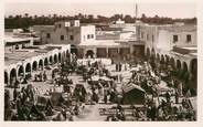 """Tunisie CPSM TUNISIE  """"Gabès, le marché de Djara """""""