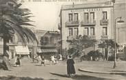 "Tunisie CPA TUNISIE ""Sousse, angles rue Villedon et avenue Krantz"""