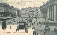 """75 Pari .CPA   FRANCE  75 """"PARIS, Place de la Bourse"""""""