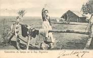 "Argentine CPA ARGENTINE "" Costumbres de Campo"""