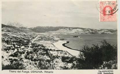 """CPA ARGENTINE  """" Tierra del Fuego, Ushuaia"""" / POLAIRE"""
