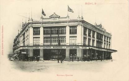 "CPA FRANCE 90 ""Belfort, Les Galeries modernes"""