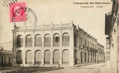 """CPA CUBA """"Camaguey, collège de las Salesianas"""""""