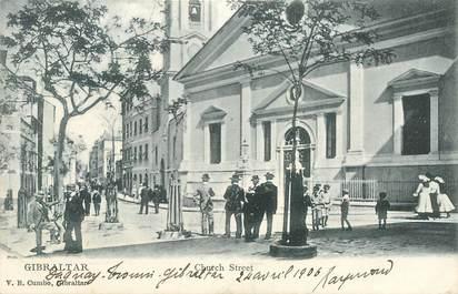 "CPA  GIBRALTAR ""Church street"""