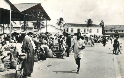 """CPA  DAHOMEY """"Cotonou, le marché"""""""
