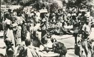 """Afrique CPSM CONGO """"Léopoldville, le marché indigène"""""""