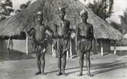"""Afrique CPSM CONGO BELGE """"Types Mangbetus"""""""