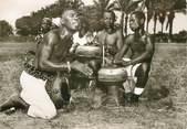 """Afrique CPSM CONGO BELGE """"Batteurs de Tam Tam du Maniema"""""""