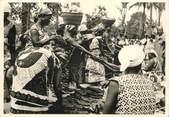 """Afrique CPSM CONGO  BELGE """"Léopoldville, le grand marché"""""""