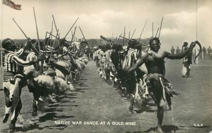 """CPA AFRIQUE DU SUD """"Danse"""""""