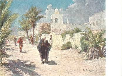 """CPA   SOMALIE """"Mogadiscio"""""""