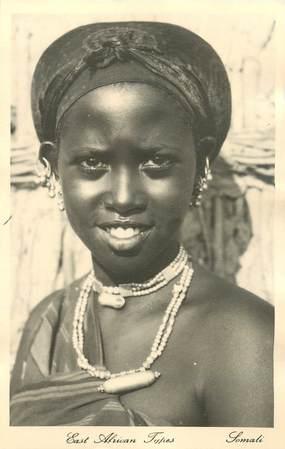 "CPA   SOMALIE ""Femme"""