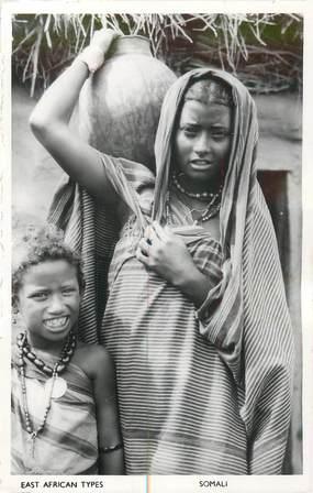 "CPA   SOMALIE ""Enfants"""