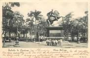 """Amerique CPA  VENEZUELA  """"Caracas, place Bolivar"""""""