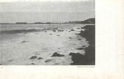 """CPA  VENEZUELA   """"Puerto de La Guaira"""""""