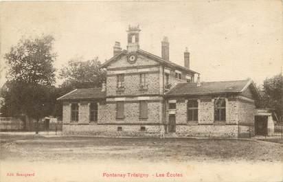 "CPA FRANCE 77  ""Fontenay Trésigny, Les Ecoles"""