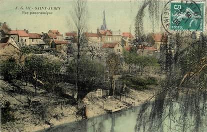 """CPA FRANCE 76 """"Saint Aubin, vue panoramique"""""""