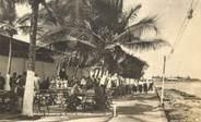 """Amerique CPA MEXIQUE """"Veracruz, Terrasse de la villa Del Mar"""""""