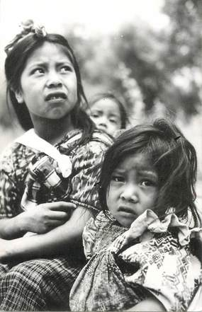 "CPA GUATEMALA ""Types enfants"""
