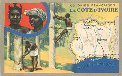 CPA  COTE D'IVOIRE
