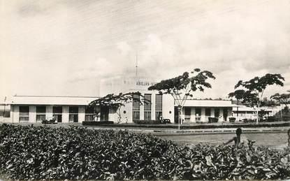 """CPSM  COTE D'IVOIRE """"Abidjan, la gare Lagune"""""""