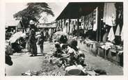 """Afrique   CPSM  COTE D'IVOIRE """"Abidjan, le marché d'Adjamé"""""""