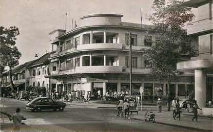 """CPSM  COTE D'IVOIRE """"Abidjan, Bld Antonnetti"""""""