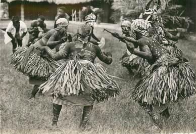 """CPSM  COTE D'IVOIRE """"Danse locale"""""""