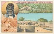 Afrique  .  CPA COTE D'IVOIRE